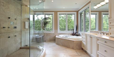3 Essential Features for a Master Bathroom Remodel, Columbia, Missouri