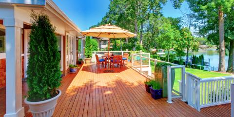 3 Benefits of Building a Deck, Imperial, Missouri