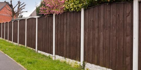 3 Expert Tips for Choosing the Right Fence, Columbia, Missouri
