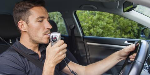 What You Need to Know About Ignition Interlock & When it's Required, Columbia, South Carolina