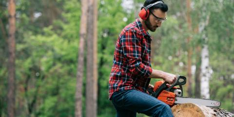Why You Should Keep Your Chainsaw Sharpened, Jefferson, Missouri
