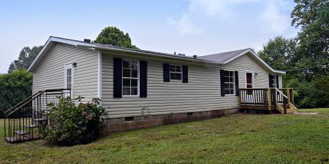 3 Common Types of Steps for Mobile Homes, Hollister, Missouri