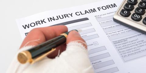 Workers' Comp Attorneys on 5 Common Types of Accidents, Lake St. Louis, Missouri