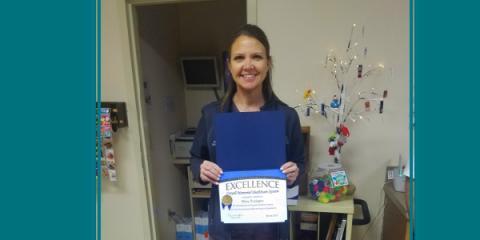 ACE Award Winner of the Year- Misty Paniagua, Gatesville, Texas