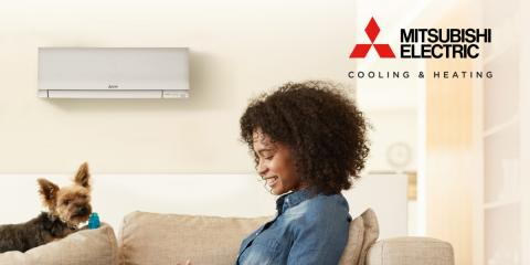 Instant Rebate: Up To $500 for a Mitsubishi Electric® System, Monroe, New York