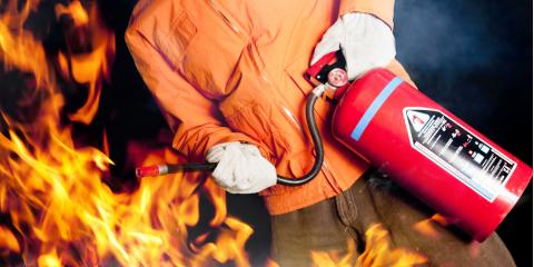 The Importance of Fire Extinguishers, Anchorage, Alaska