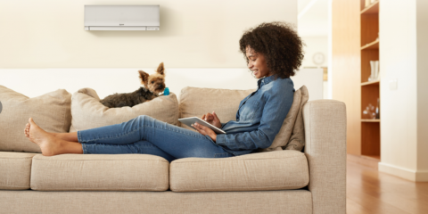 Up to $500 Off Mitsubishi Electric® Heating & Cooling, Fall River, Massachusetts