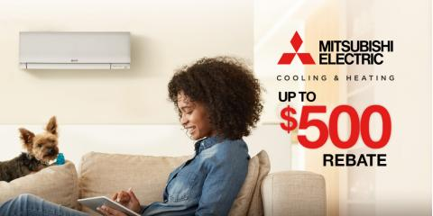 Save Up to $500 on Mitsubishi Electric® Systems This Fall, Wilmington, Delaware