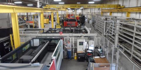 A Brief Overview Of Laser Cutting, Amelia, Ohio