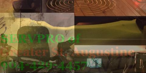 SERVPRO of Greater St. Augustine/St. Augustine Beach...<<We Can Help>>, St. Augustine, Florida