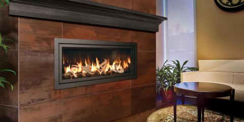 10 Compelling Advantages of Gas Fireplaces, Garfield, Michigan