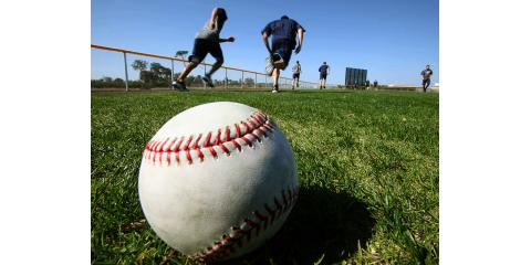 MLB Workouts, North Bethesda, Maryland