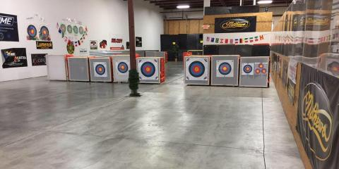 2017 Youth Archery Summer Clinics, Independence, Kentucky
