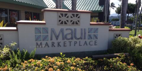 3 Reasons Why a Shopping Center Is Better Than an Indoor Mall, Kahului, Hawaii