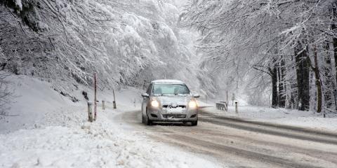 Buffalo Auto Body Repair Shop Explains How to Avoid an Accident on Icy Roads, Buffalo, Minnesota