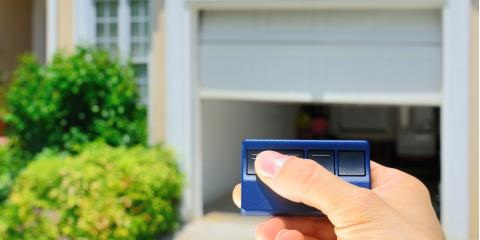 Why Auto-Reverse Is Necessary in Garage Doors, Rosemount, Minnesota