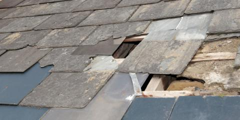A Guide to Dealing With Missing Shingles, Spring Lake Park, Minnesota