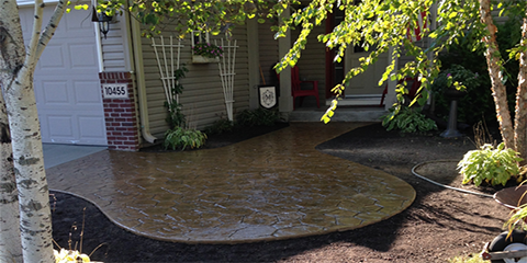Why Stamped Concrete Is an Excellent Way to Add Visual Appeal to a Patio, St. Michael, Minnesota