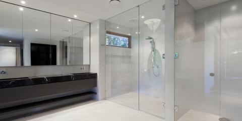 Frameless Shower Enclosures vs. Framed Shower Enclosures, West Plains, Missouri