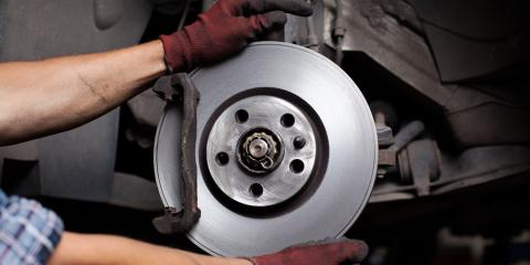 A Beginner's Guide to the Basics of Brakes, Columbia, Missouri