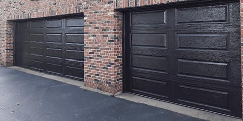 5 signs it s time to replace your garage door brooks for Concord garage door