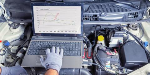 When the Check Engine Light Means You Need Diagnostic & Inspections, Wentzville, Missouri