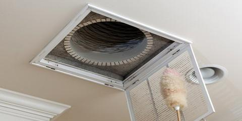 Step by Step Air Vent & Duct Cleaning From St. Louis's Air Duct Experts, Chesterfield, Missouri