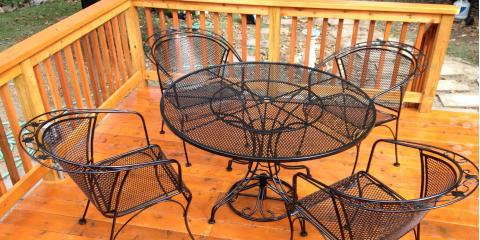Bring in the New Year With Gateway Powder Coating & Restored Metal Furniture , St. Peters, Missouri