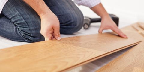 What Is Laminate Flooring Made of?, Wentzville, Missouri