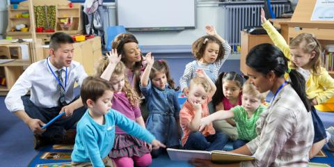 Why Parental Involvement in Preschool Education Is Important, St. Charles, Missouri