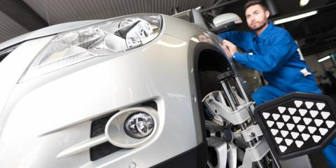 Top 4 Benefits of Wheel Alignments, Shelbina, Missouri