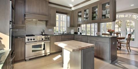5 Hot Kitchen Design Trends Using Residential Appliances - Mobile ...