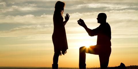 3 Creative & Romantic Wedding Proposal Ideas , Mobile, Alabama