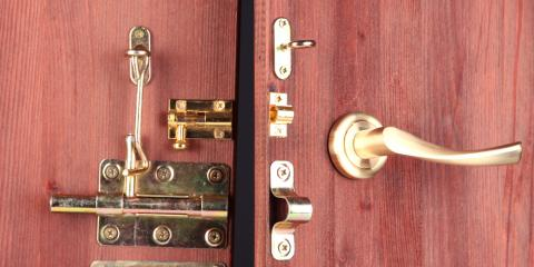 Superieur 3 Home Security Benefits Of Installing A Deadbolt Lock, Winston Salem,  North Carolina