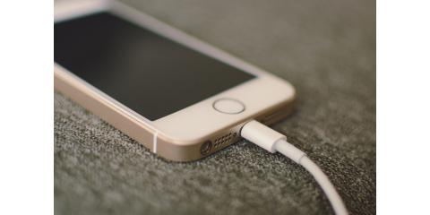 """What to do if my iPhone® (or iPad®) won't charge?"", Overland Park, Kansas"