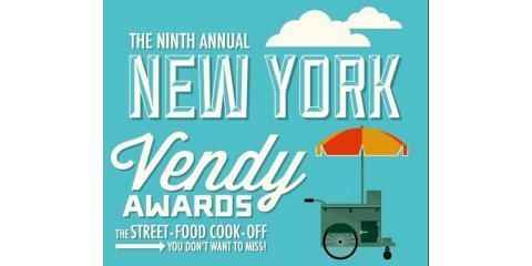 Join Shanghai MKS at The 9th Annual Vendy Awards on September 7th, Brooklyn, New York