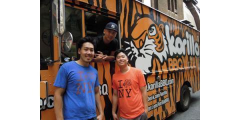 Dine On Delicious Korean BBQ From Korilla's Custom Created Food Truck, Brooklyn, New York