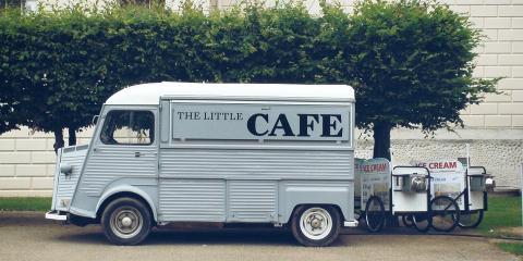 Discover the Origin Story Behind Mobile Food Trucks, Brooklyn, New York