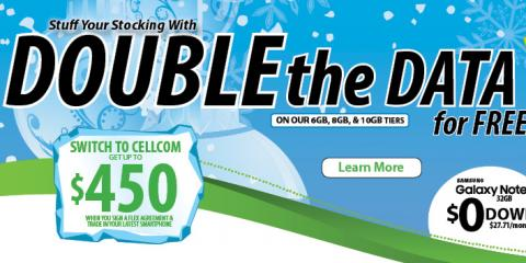 Start 2016 Strong With Mobile Link's Amazing Deals, Grand Rapids, Wisconsin