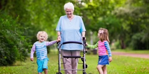 5 Ways to Adjust to Using a Walker, Wisconsin Rapids, Wisconsin