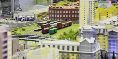 3 Essential Pieces of Scenery for Your Model Railroad, Jacksonville, Arkansas