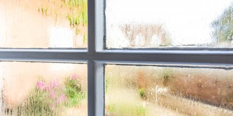 Why Does Condensation Form on Windows in the Winter? , Orchard Park, New York