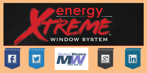 What Are Energy Xtreme Windows? Modern Window of New York Explains, Orchard Park, New York