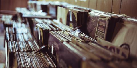20% Off Vinyl Albums at Your Local Crate & Barrel, Austin, Texas
