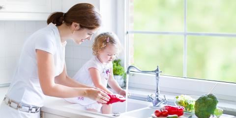 3 Spots to Check for Mold in Your Kitchen, Honolulu, Hawaii