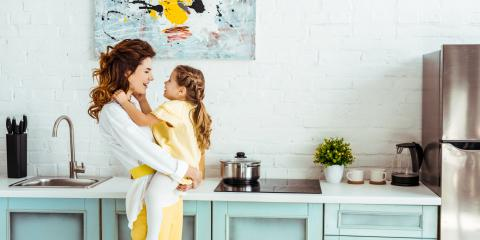 4 Tips for Creating a Kid-Friendly Kitchen , ,