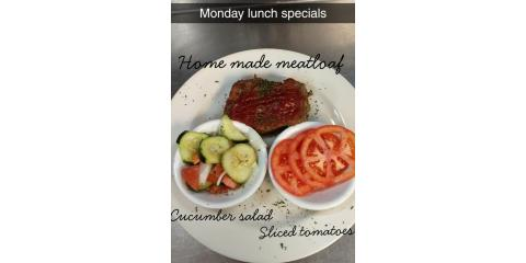 Monday Lunch Specials, Chattanooga, Tennessee