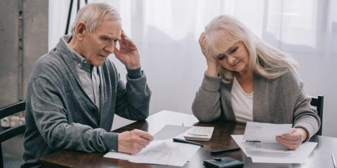 Common Questions About Bank Freezes & Personal Bankruptcy, Cartersville, Georgia
