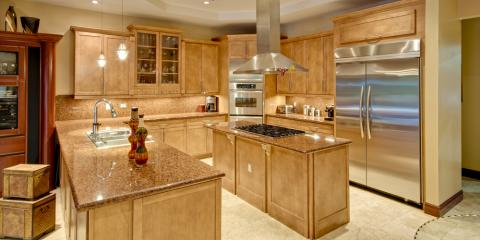 Kitchen Remodeling Tips: How To Match Countertops U0026amp; Cabinets,  Middletown, New Jersey