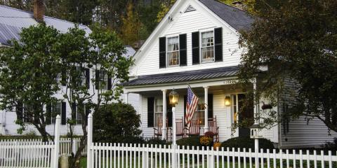 Your Guide to Smart Fall Home Improvement Projects, Canandaigua, New York